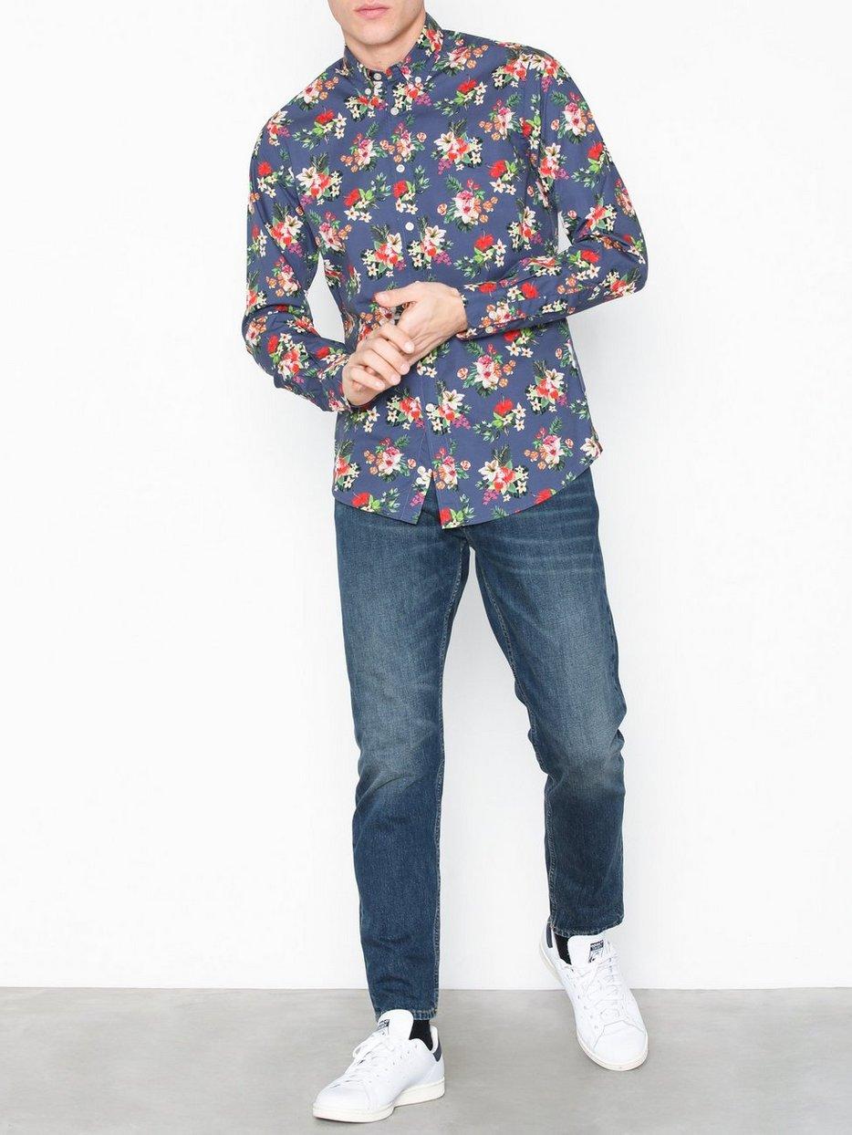 Dan Button Down Shirt