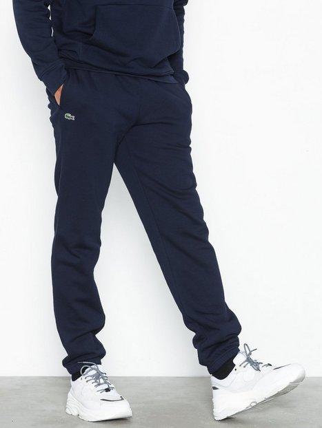 Lacoste Pantalon De Survetement Bukser Navy - herre
