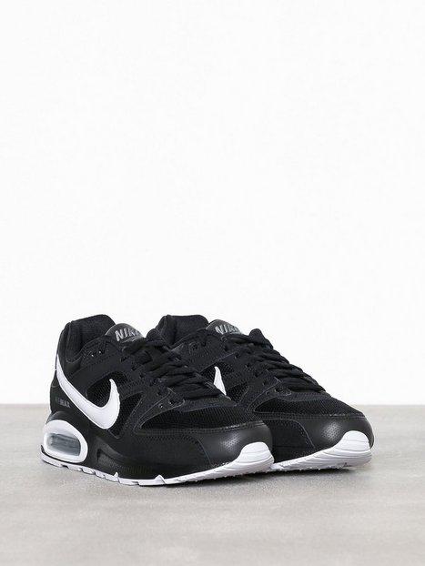 new product 8210a dc6e1 Nike Sportswear Air Max Command Tennarit   kangaskengät Musta valkoinen