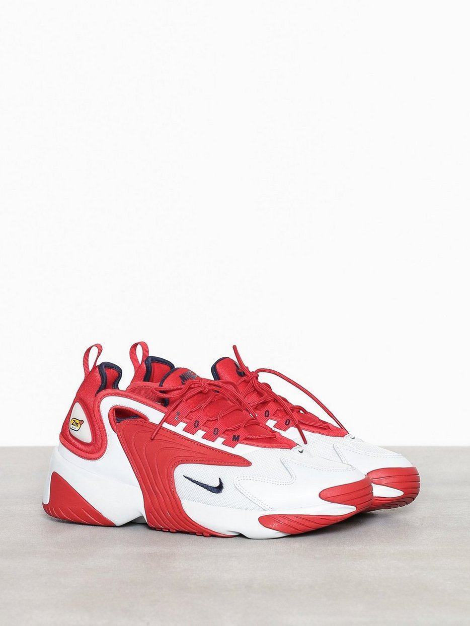 0f4c3aef14509 Nike Zoom 2K - Nike Sportswear - Red - Sneakers And Textile Shoes ...