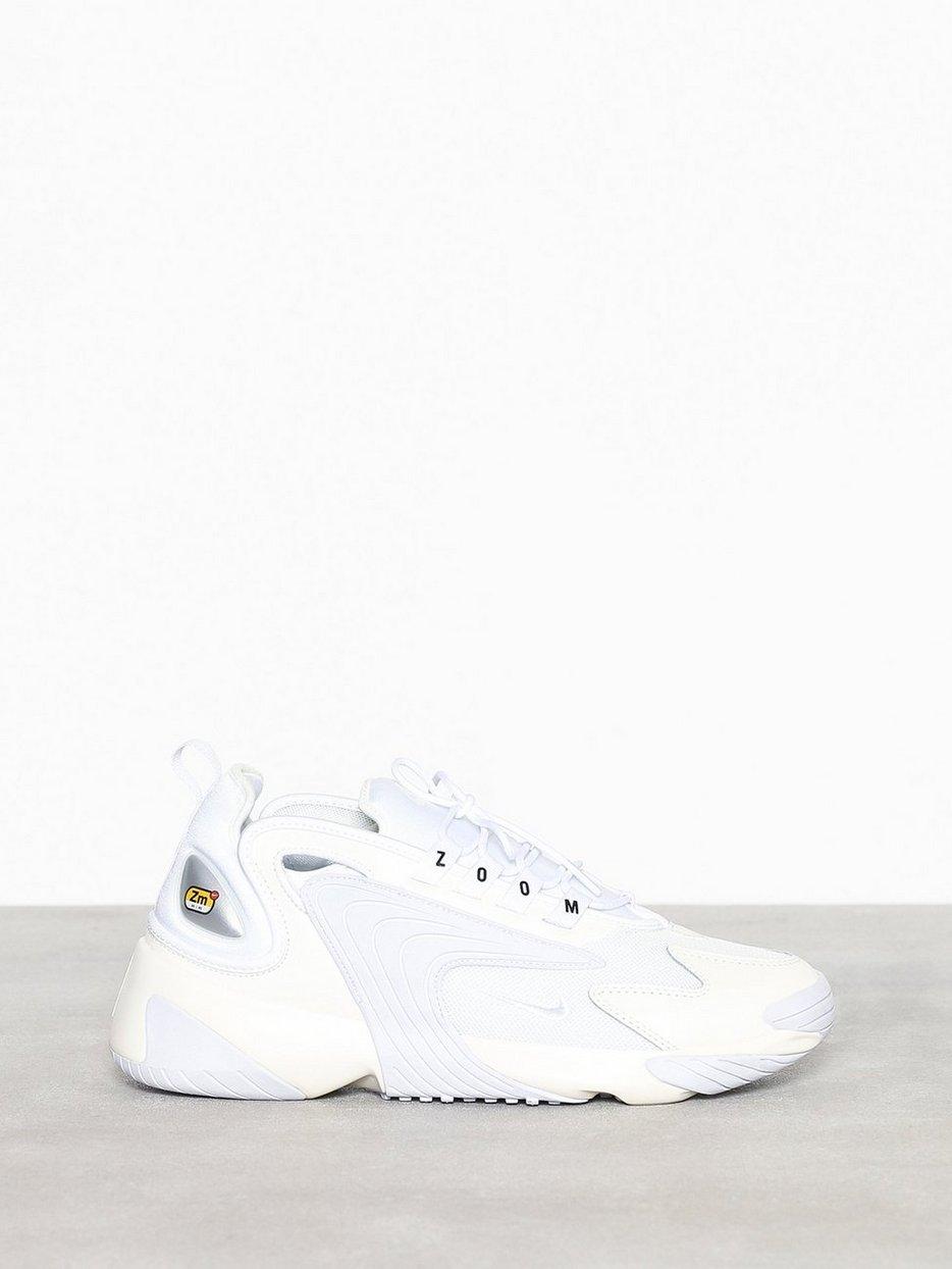 hot sales 1de6f d7e69 Nike Zoom 2K - Nike Sportswear - White - Tennarit   Kangaskengät ...