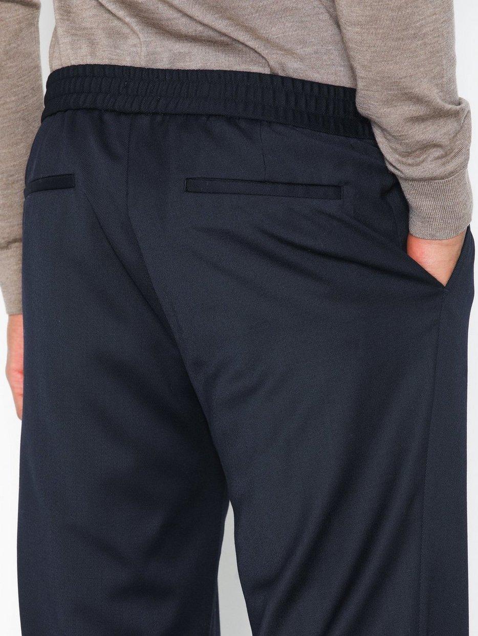 M. Fabian Gabardine Trousers
