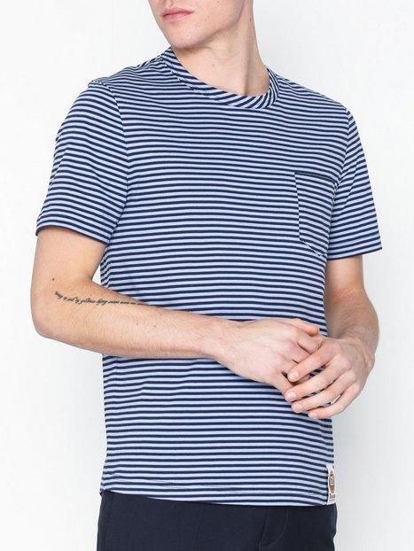 Tiger of Sweden Didelot S T shirts undertrøjer Light Ink - herre