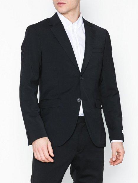 Tiger of Sweden Jamonte Ul Blazere jakkesæt Black mand køb billigt