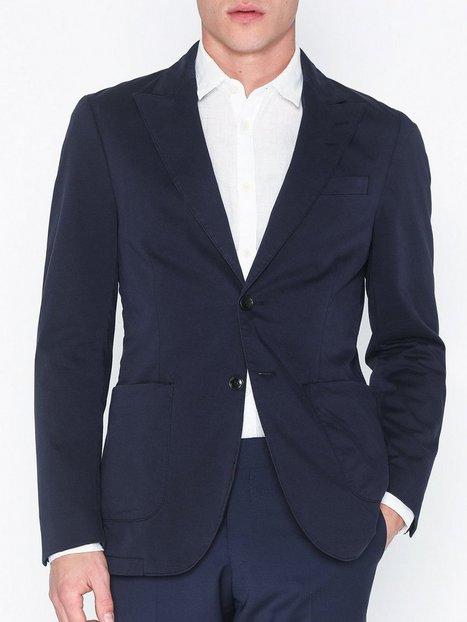 Tiger of Sweden 1903 Peak Label Blazer Blazere jakkesæt Royal Blue mand køb