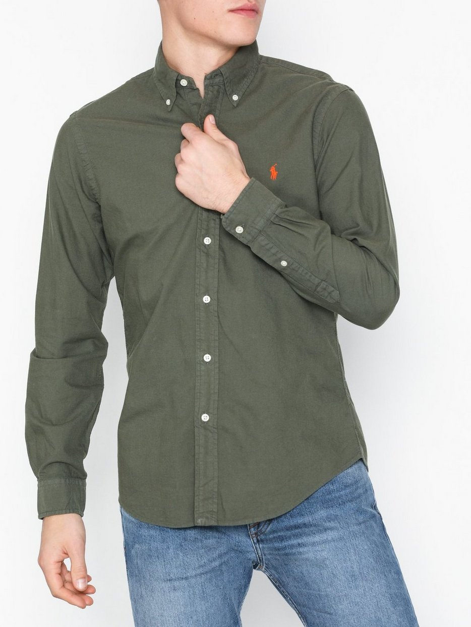 Sleeve Ralph Lauren Long ShirtPolo Sport OPXuikZ