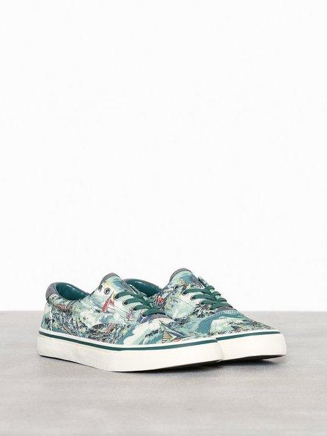 Polo Ralph Lauren Thorton Sneakers Sneakers tekstilsko Stormy Sea - herre