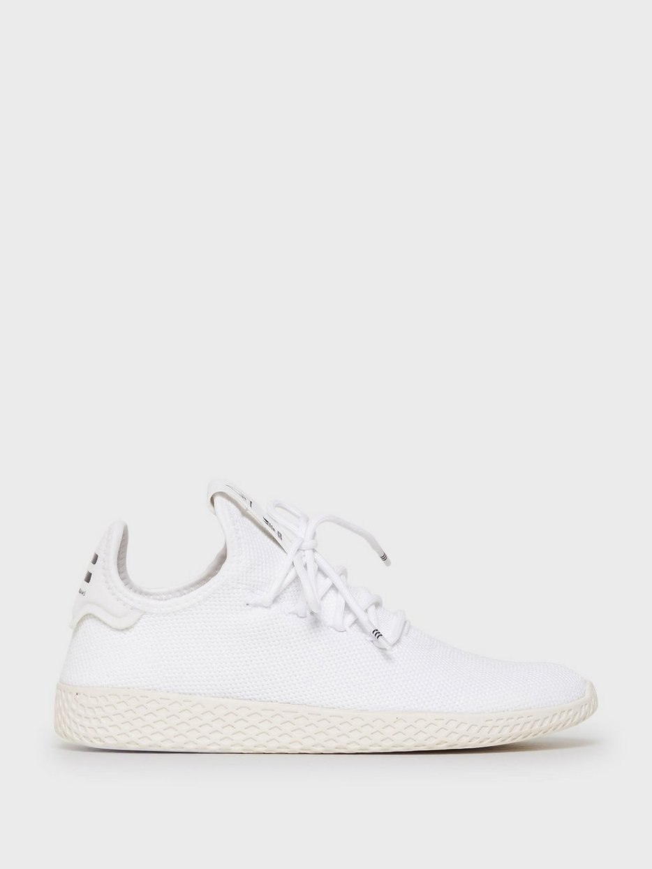18632cd175b736 Pw Tennis Hu - Adidas Originals - White - Sneakers And Textile Shoes ...