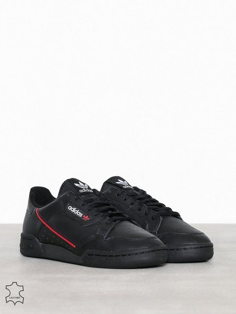 Adidas Originals Continental Sneakers Sort - herre