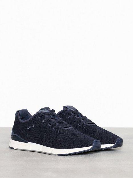 Gant Atlanta Sneaker Sneakers tekstilsko Marine - herre