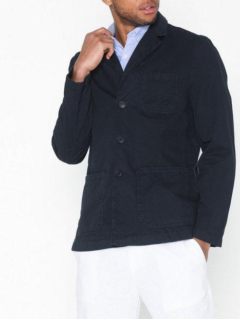 Morris Claridge Blazer Blazere jakkesæt Blue mand køb billigt