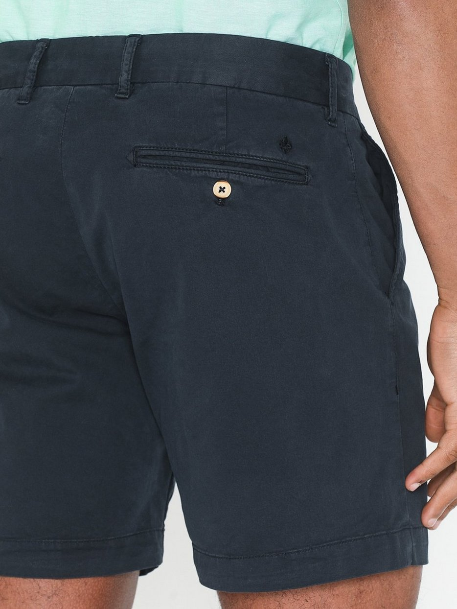 Lt Twill Chino Shorts