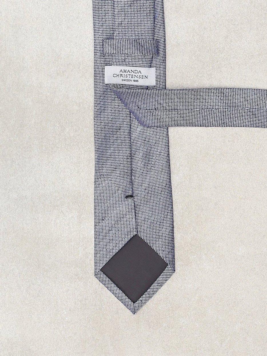 Jacquard Half Bottle Tie