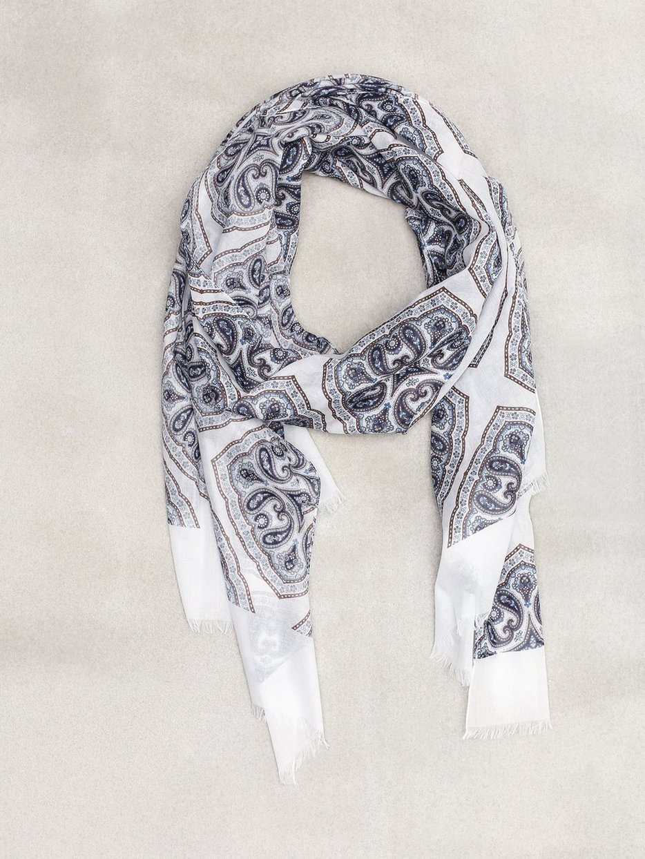 Printed Single Scarf