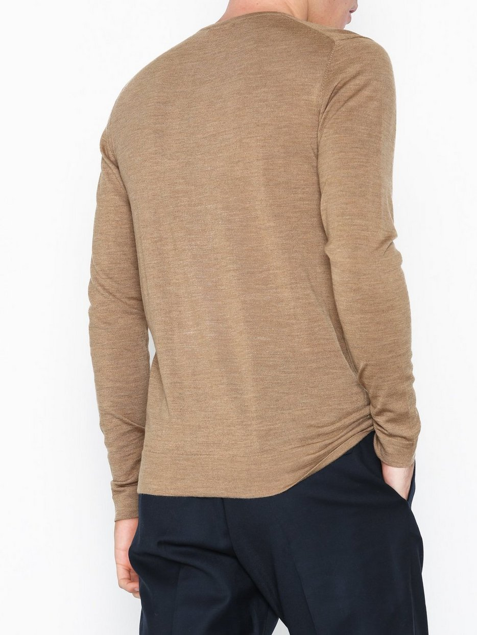 Newman C-neck Perfect Merino