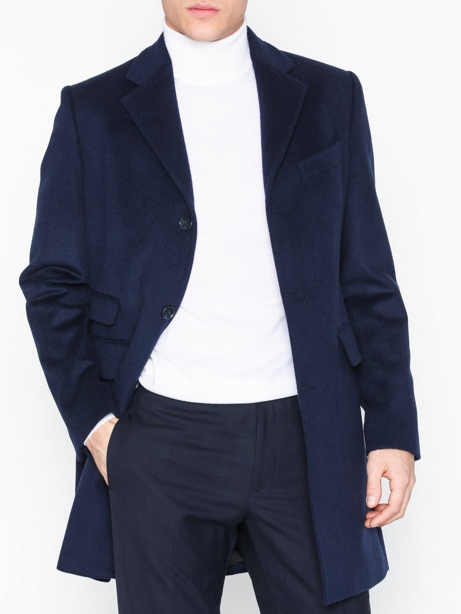 Wesley Wool Coat