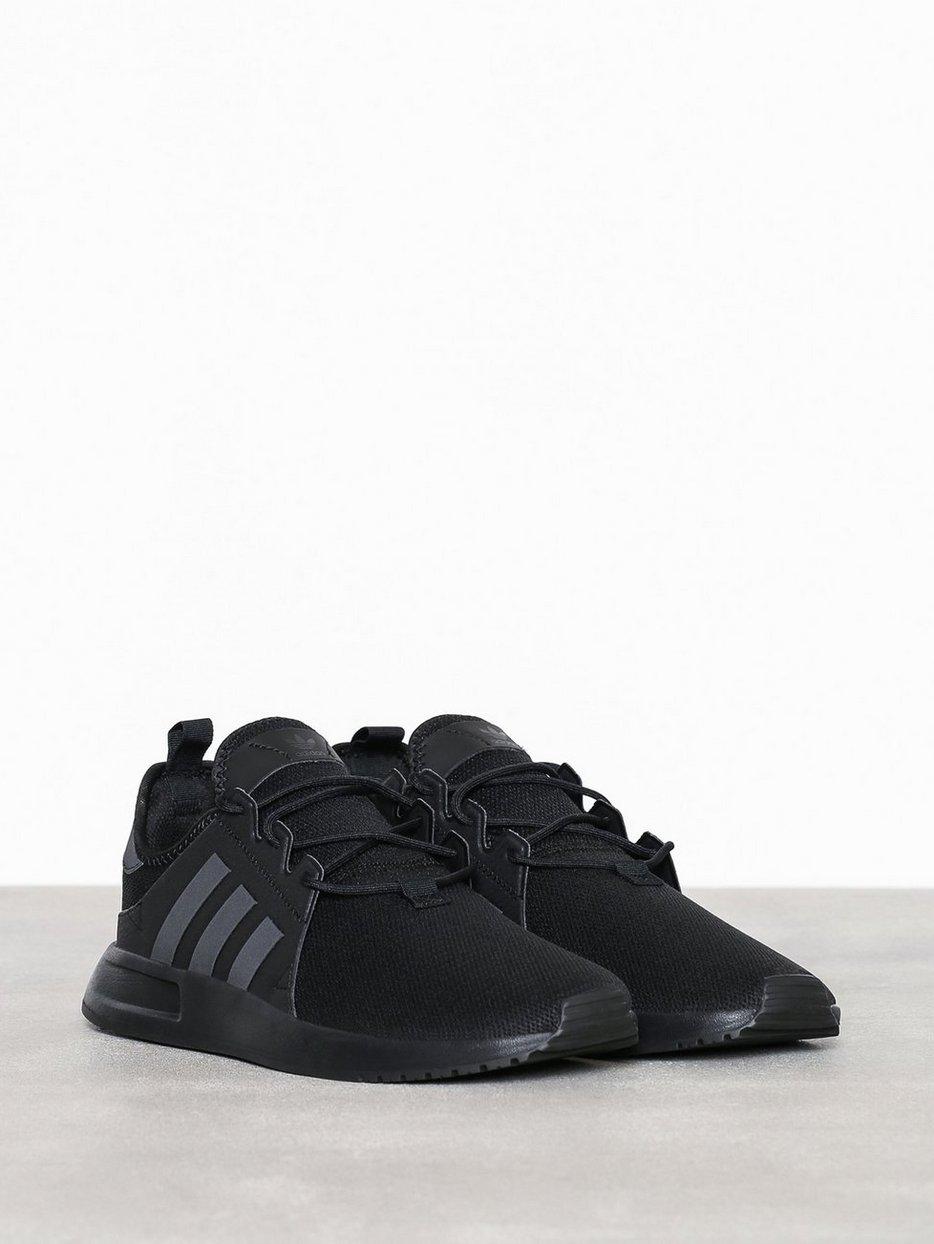 new concept cfb85 4dcb7 X Plr - Adidas Originals - Musta - Tennarit   Kangaskengät - Kengät ...