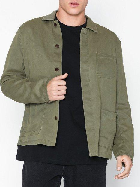 NN.07 Oscar Blazer 1284 Blazere jakkesæt Moss - herre