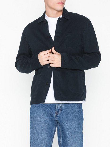 NN.07 Oscar Blazer 1284 Blazere jakkesæt Navy Blue - herre