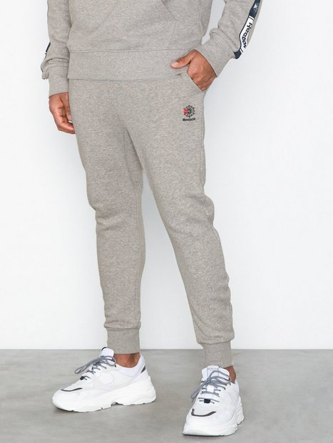 Reebok Classics Cl F Flc Pant Bukser Grey - herre