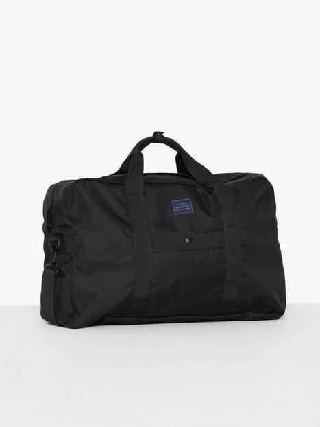 Gant Gant Sports Bag Tasker Black - herre
