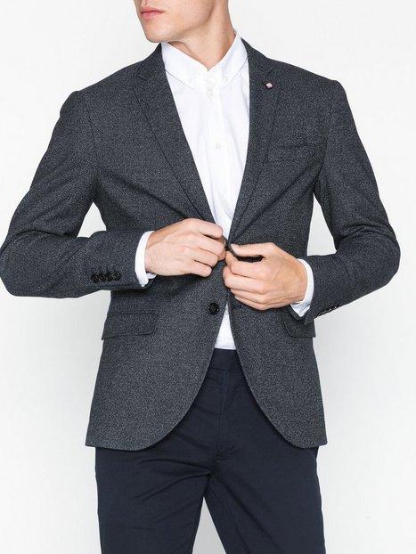 Selected Homme Slhslim Tribe Blazer B Noos Blazere jakkesæt Mørkeblå - herre