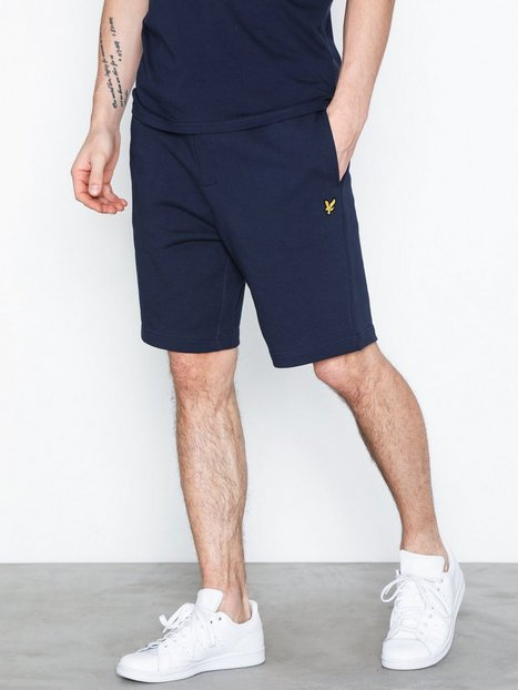 Lyle Scott Sweat Short Shorts Marine - herre