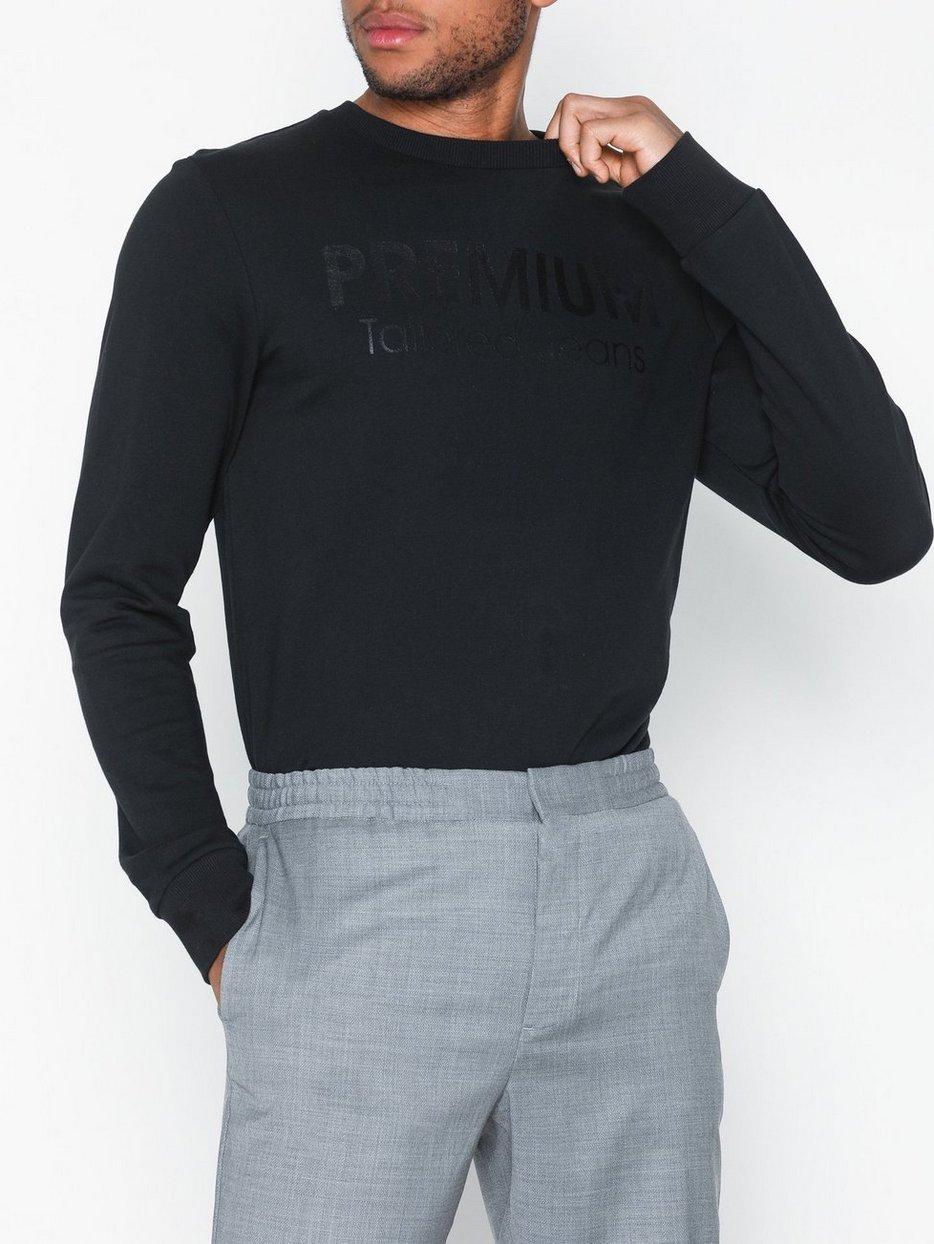 JPRLOGO BLA. SWEAT CREW NECK