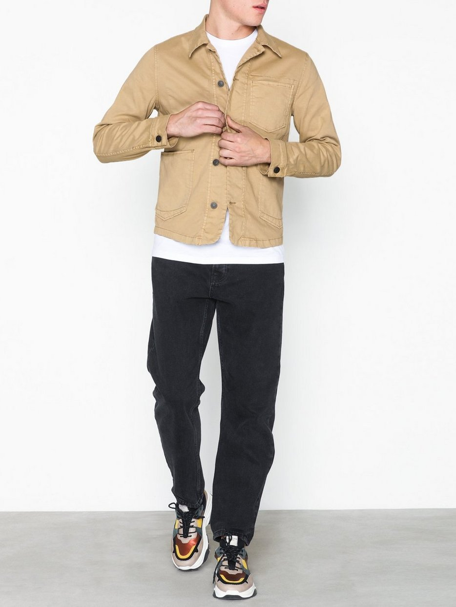 SLHTOKYO SAND COTTON JACKET W