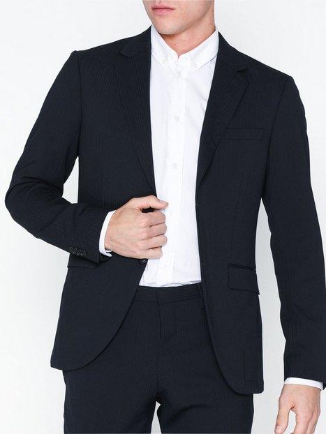 Tiger of Sweden Jamonte Ul Blazere jakkesæt Midnight Blue mand køb billigt