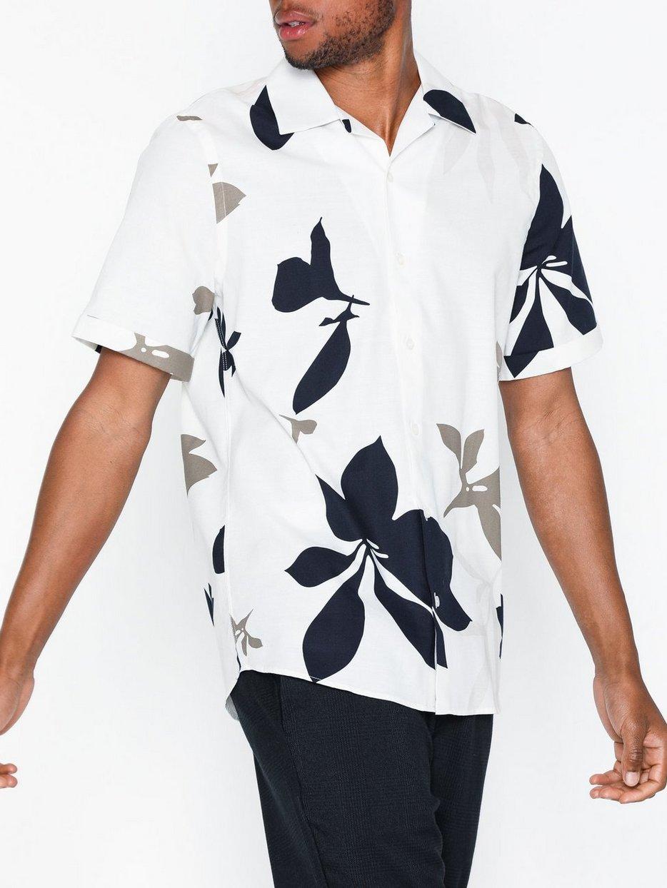 M. Don Sandhamn Print Shirt
