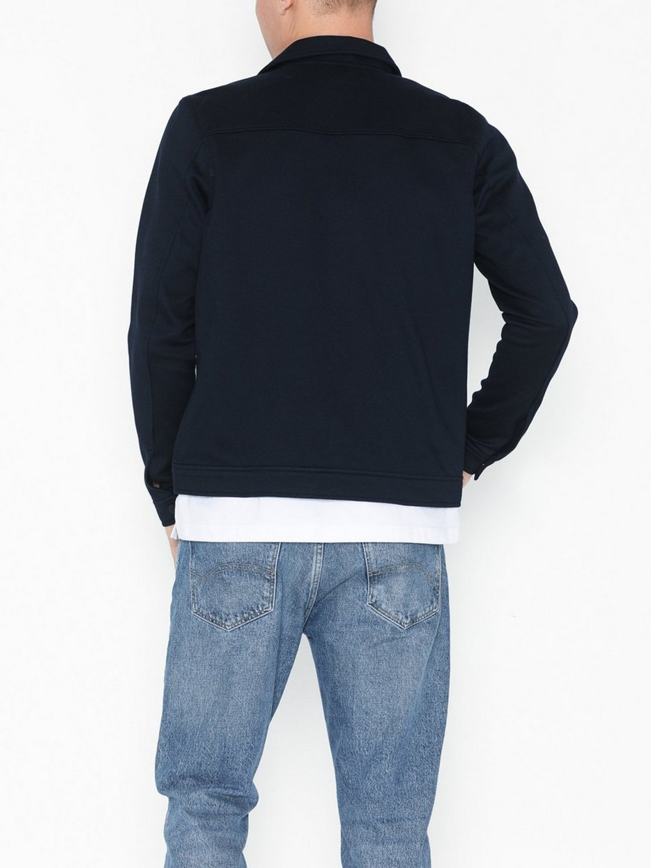 SLHMATT LS SWEAT SHIRT B