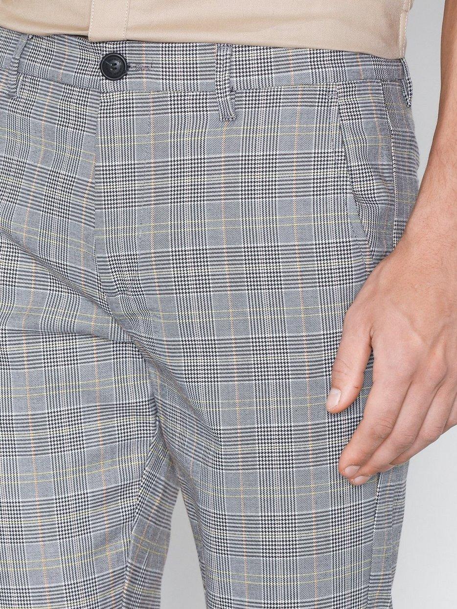 Pisa Chino Yellow Check