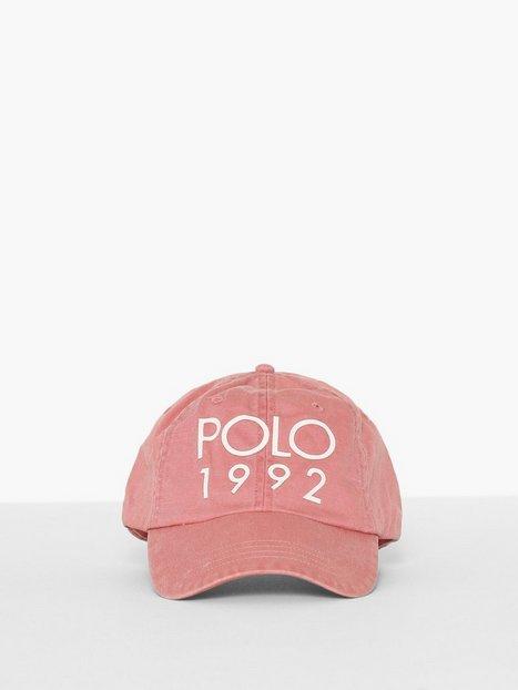 Polo Ralph Lauren Classic Sport Cap Kasketter Red mand køb billigt