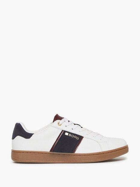 Björn Borg T316 Low Ctr M Sneakers White - herre