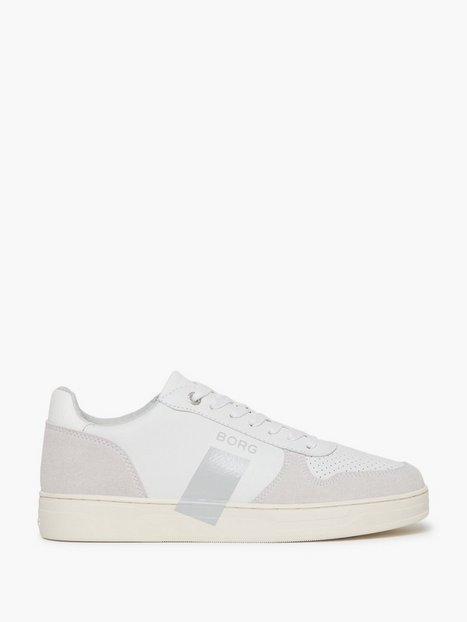 Björn Borg T1020 Low Lea M Sneakers White - herre