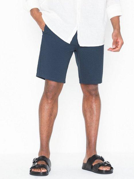 Only Sons onsLEO Shorts Gw 2430 Utd Shorts Mørkeblå - herre