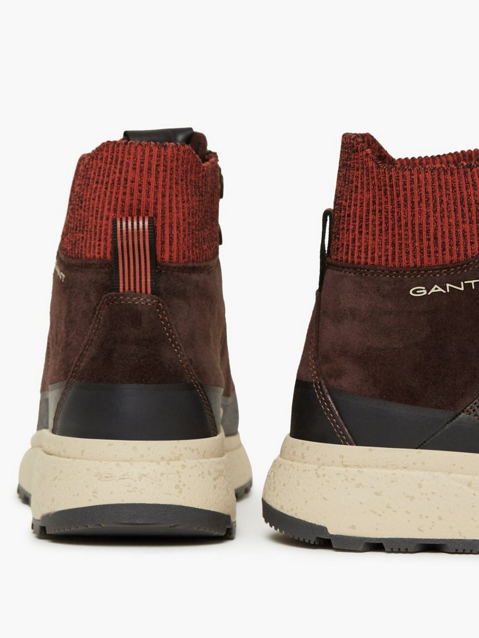 Tomas Mid lace boot
