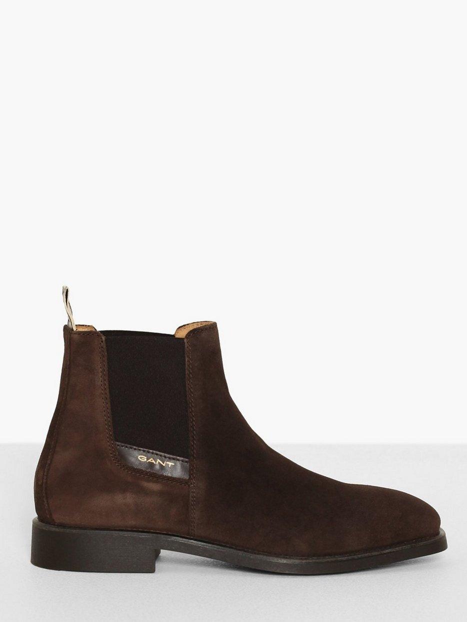 separation shoes 9b58a e2dab James Chelsea Suede, Gant