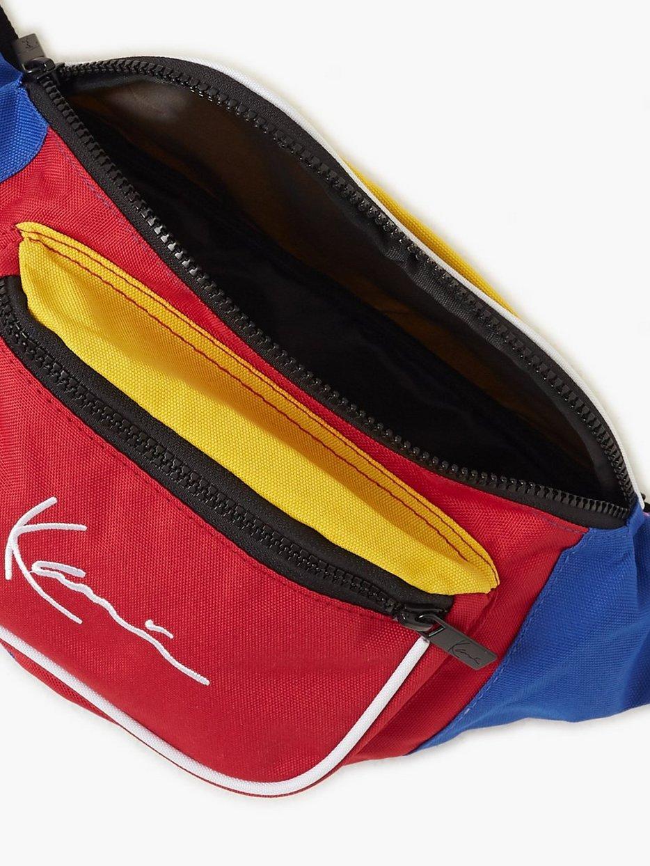 KK Signature Block Waist Bag