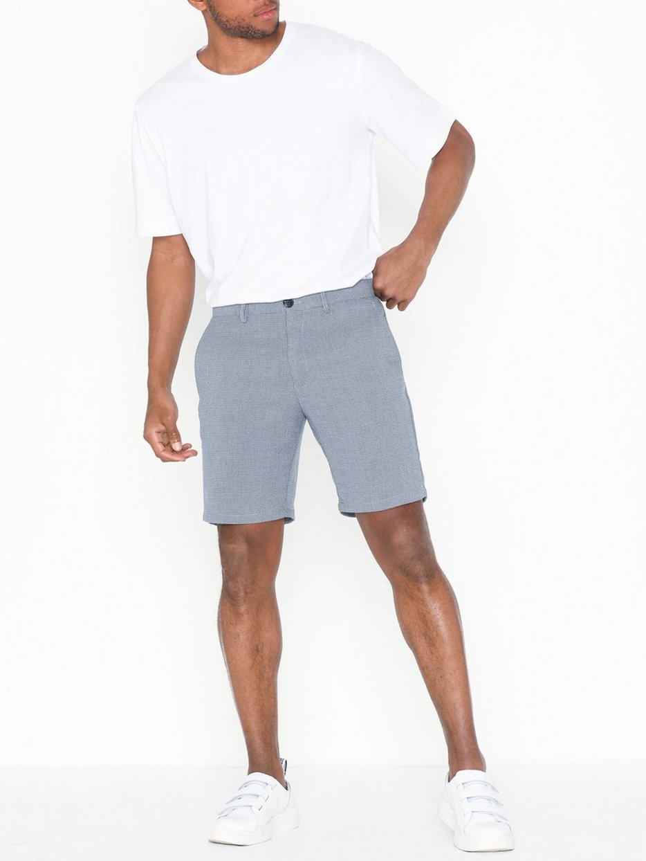 SLHSTRAIGHT-TAILORED SHORTS B