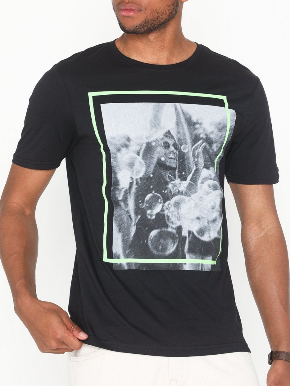 onsPETAL SS FITTED TEE CAMP