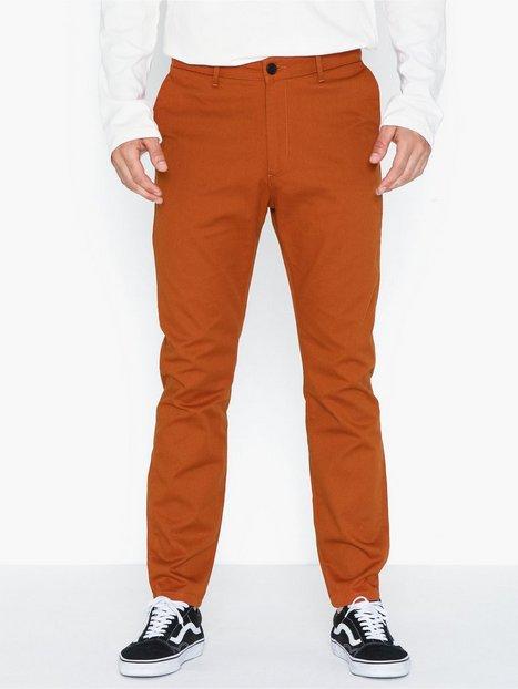 Elvine Crimson Pant Bukser Brick - herre