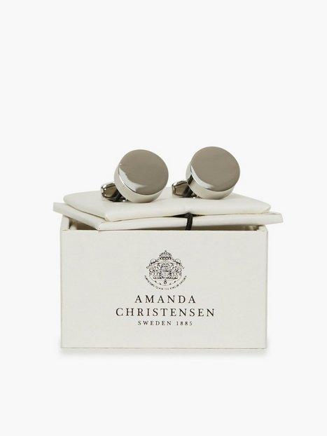 Amanda Christensen Cufflinks Manschettknappar Silver