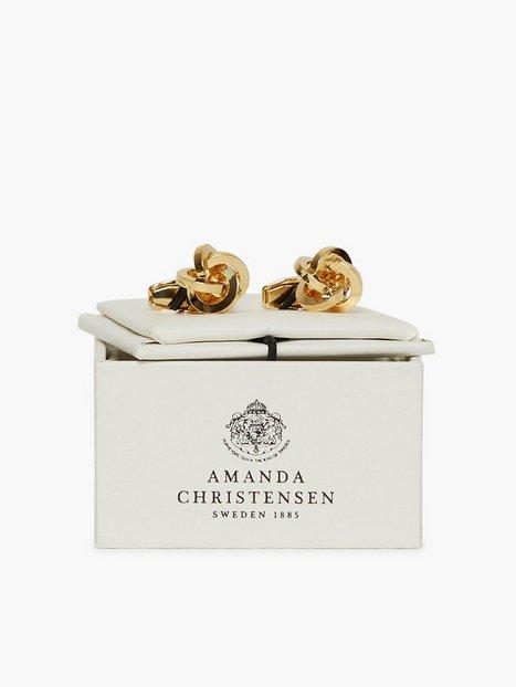 Amanda Christensen Cufflinks Manschettknappar Gold