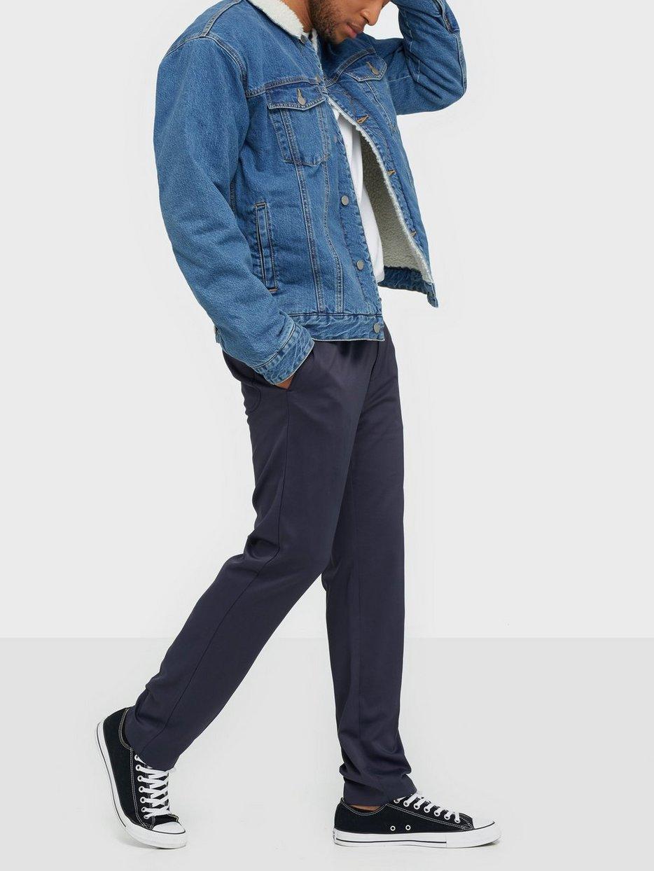 Caleb Sherpa Jacket