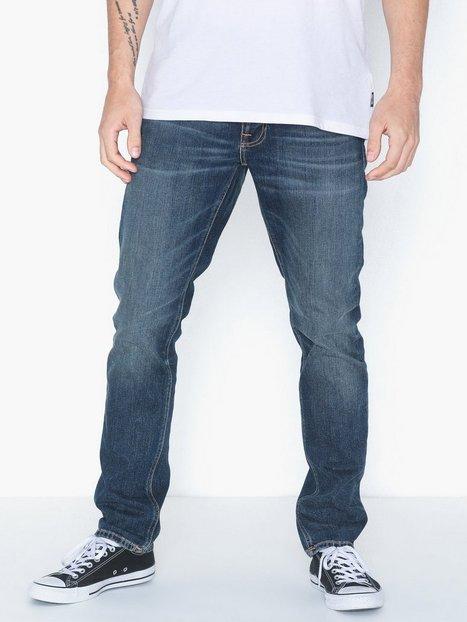 Nudie Jeans Lean Dean Indigo Shades Jeans Indigo