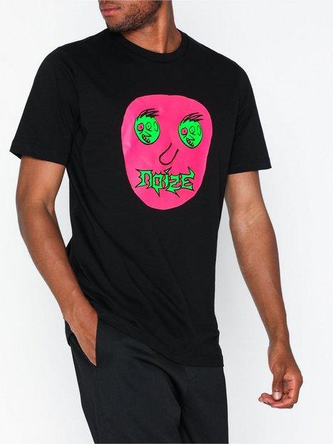 Diesel T Just B27 t Shirt T shirts undertrøjer Sort mand køb billigt