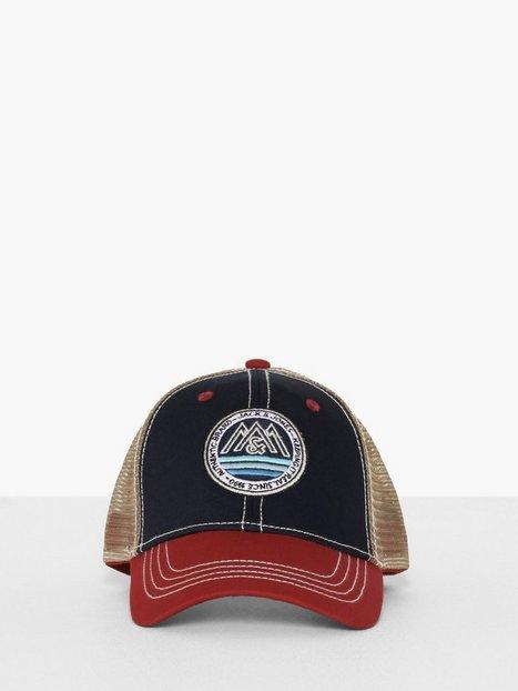 Jack Jones Jacmick Trucker Cap Kasketter Red mand køb billigt