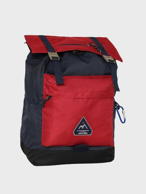 Jack Jones Jacchristian Backpack Tasker Red - herre